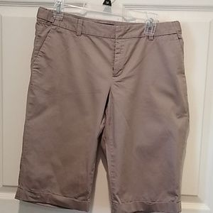 Banana Republic Women's Cuffed Shorts